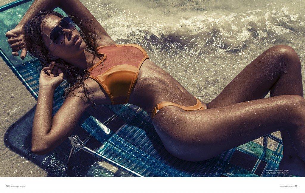 Sandra Kubicka Nude & Sexy 25