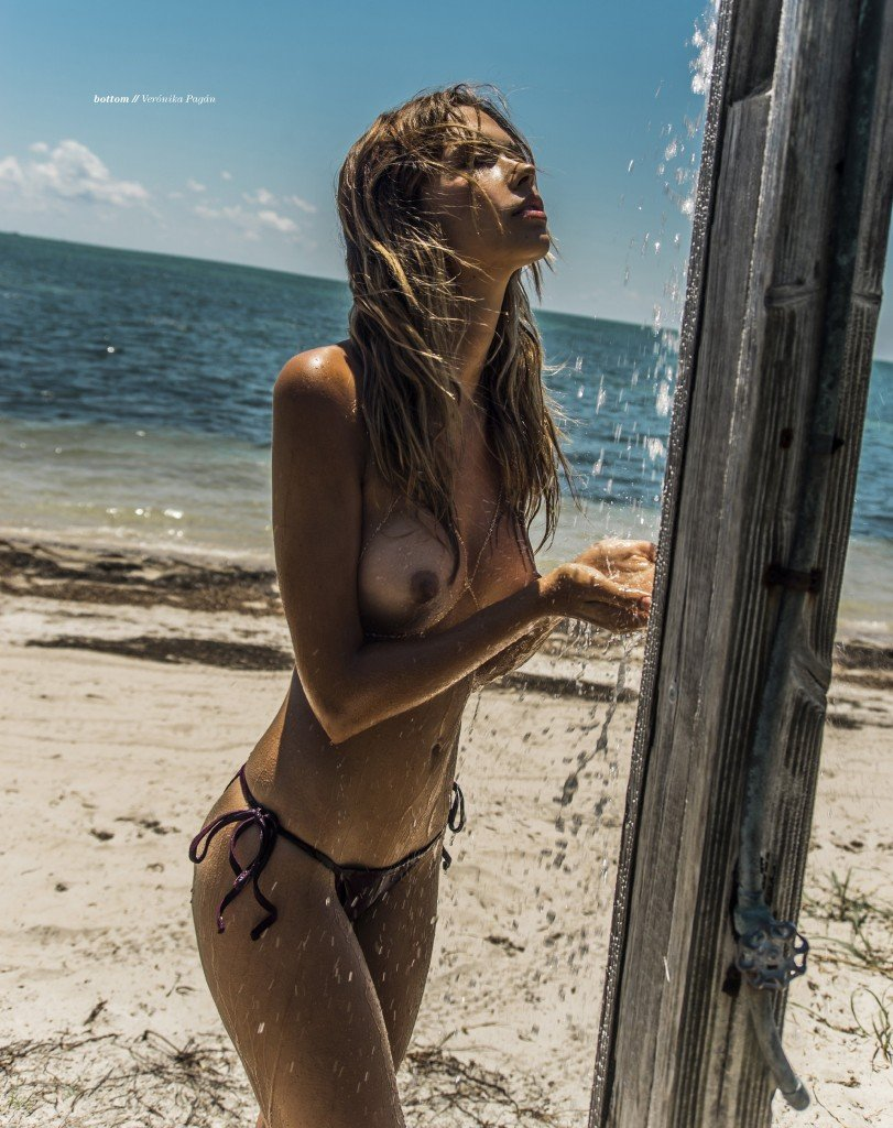Sandra Kubicka Nude & Sexy 8