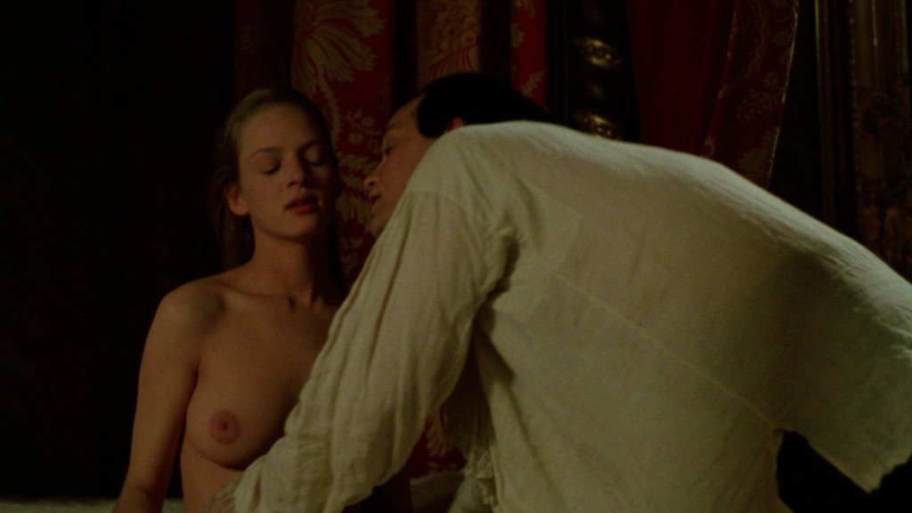 Uma Thurman Nude – Dangerous Liaisons (1988) HD 1080p