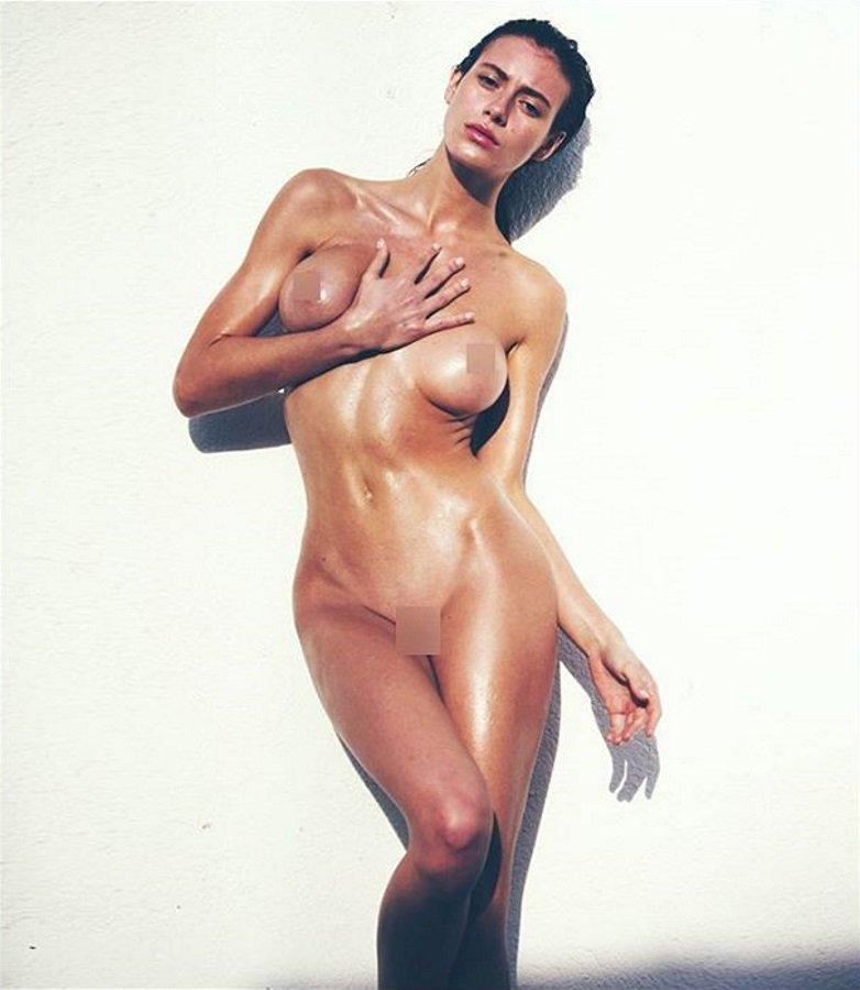 Alejandra Guilmant Nude (1 Photo)