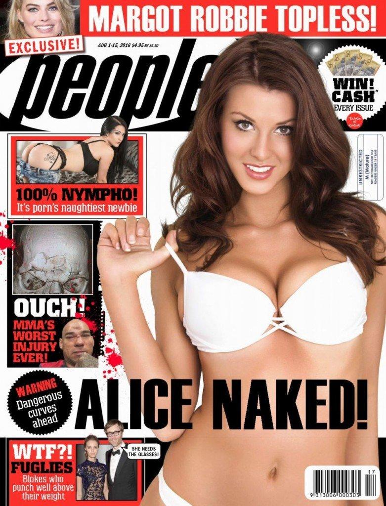 Alice Goodwin Naked (5 Photos)