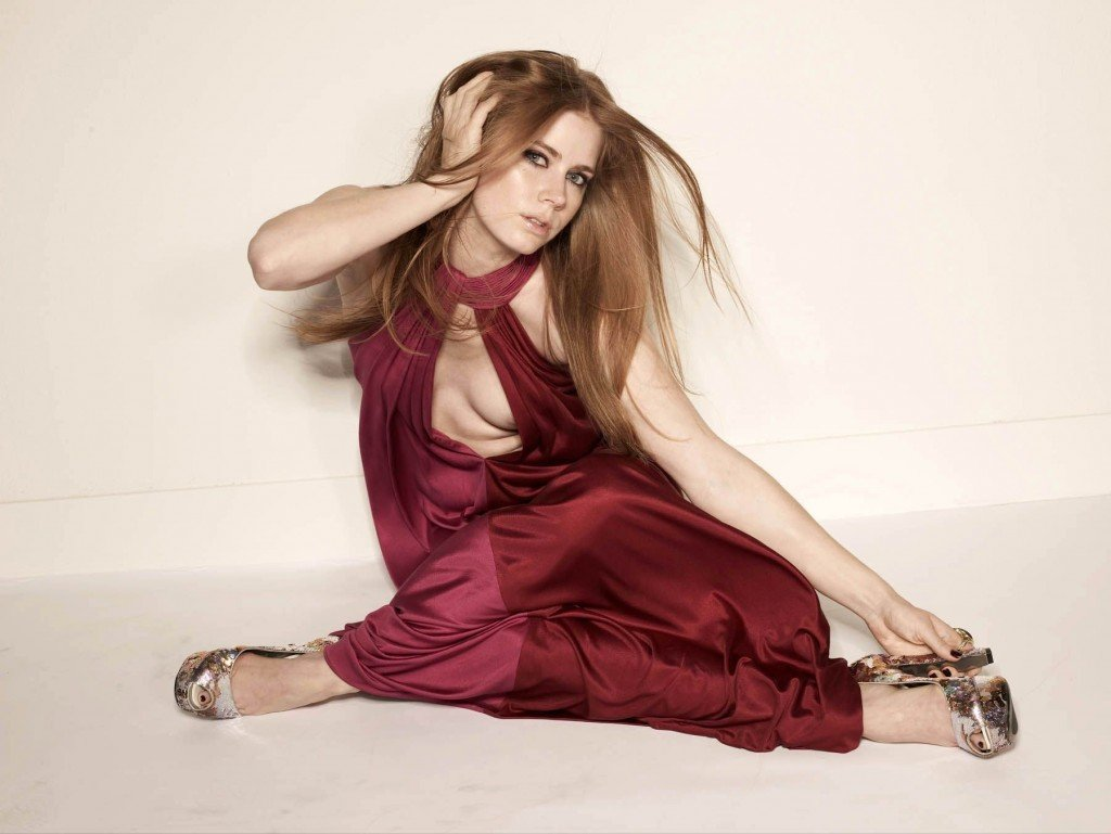 Amy Adams Nip Slip