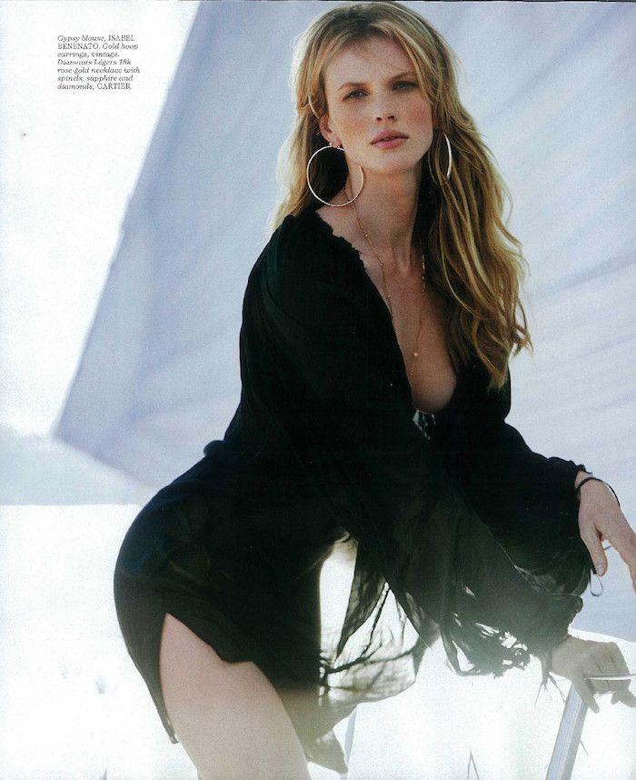 Anne Vyalitsyna Sexy & Topless (9 Photos)