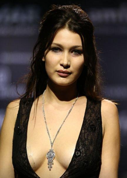 Bella Hadid Tits 1