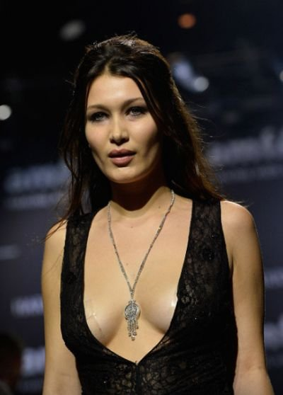 Bella Hadid Tits 2