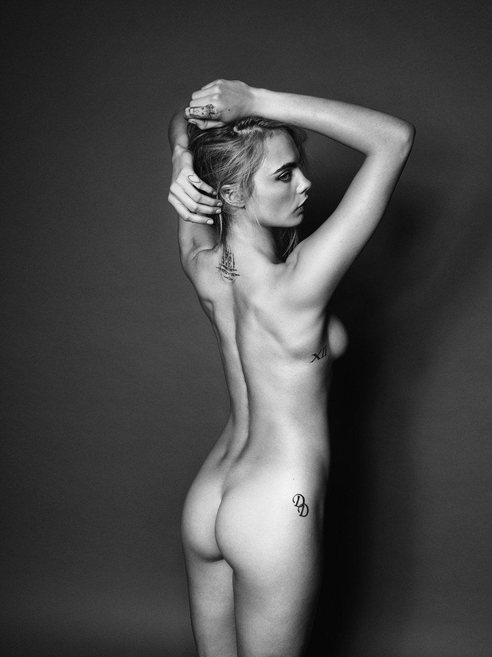 poppy delevingne nude