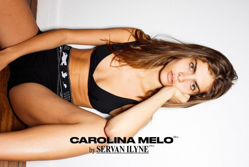 Carolina Melo Sexy Topless 1