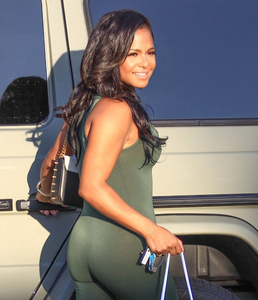 Adorable, sexy pictures of christina milian sucks some mean