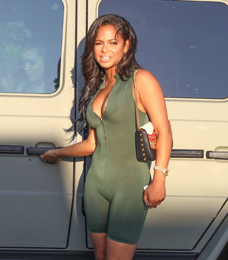 Commit sexy christina milian hot