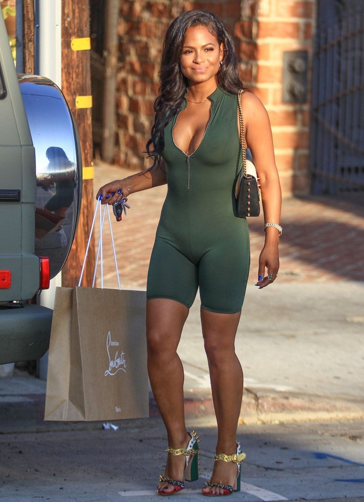 Apologise, but, sexy christina milian hot Exaggerate