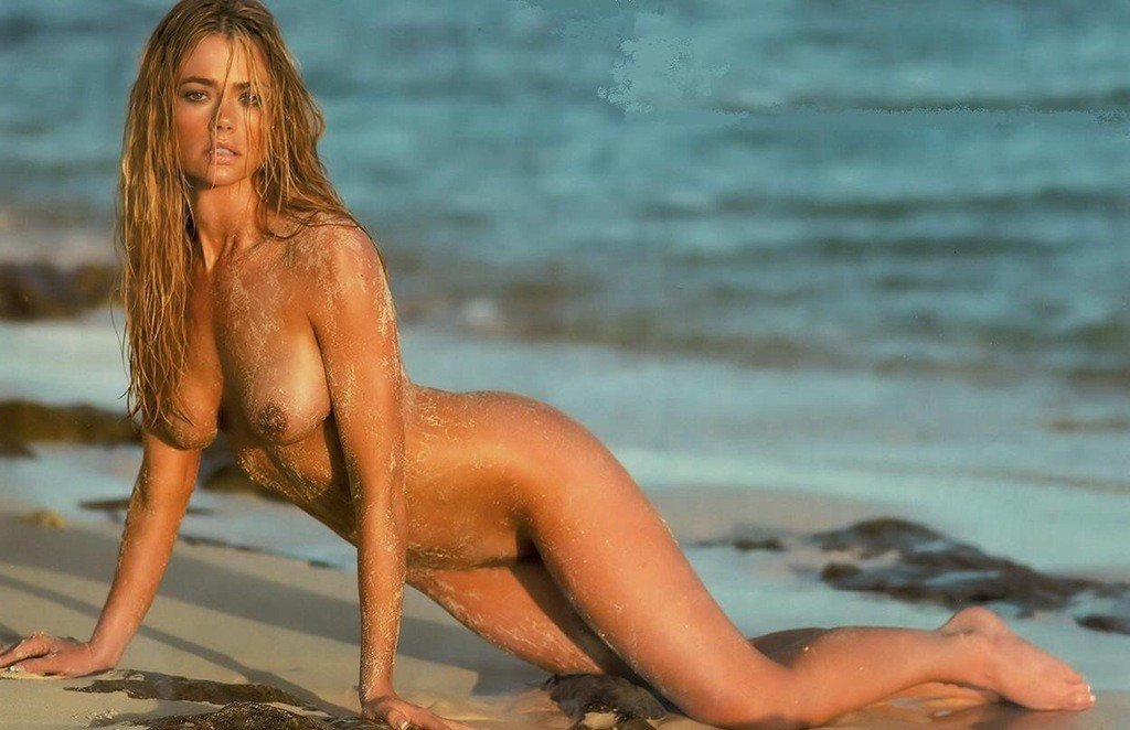 Topless denise pics richards