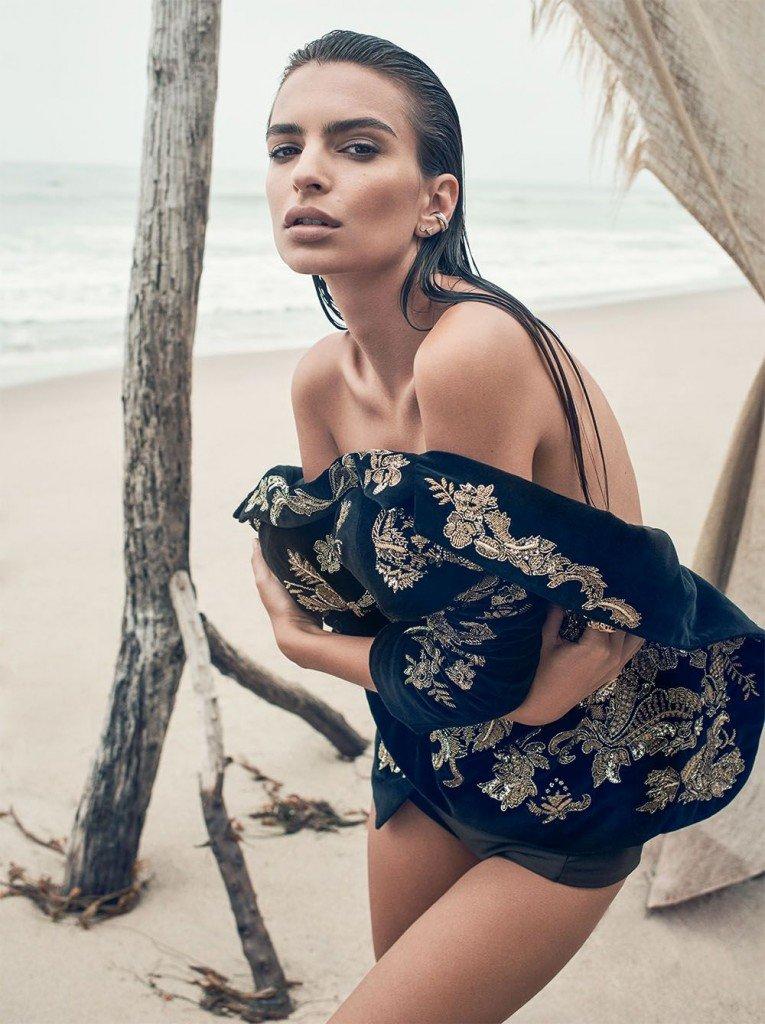Emily Ratajkowski Sexy (6 Photos)