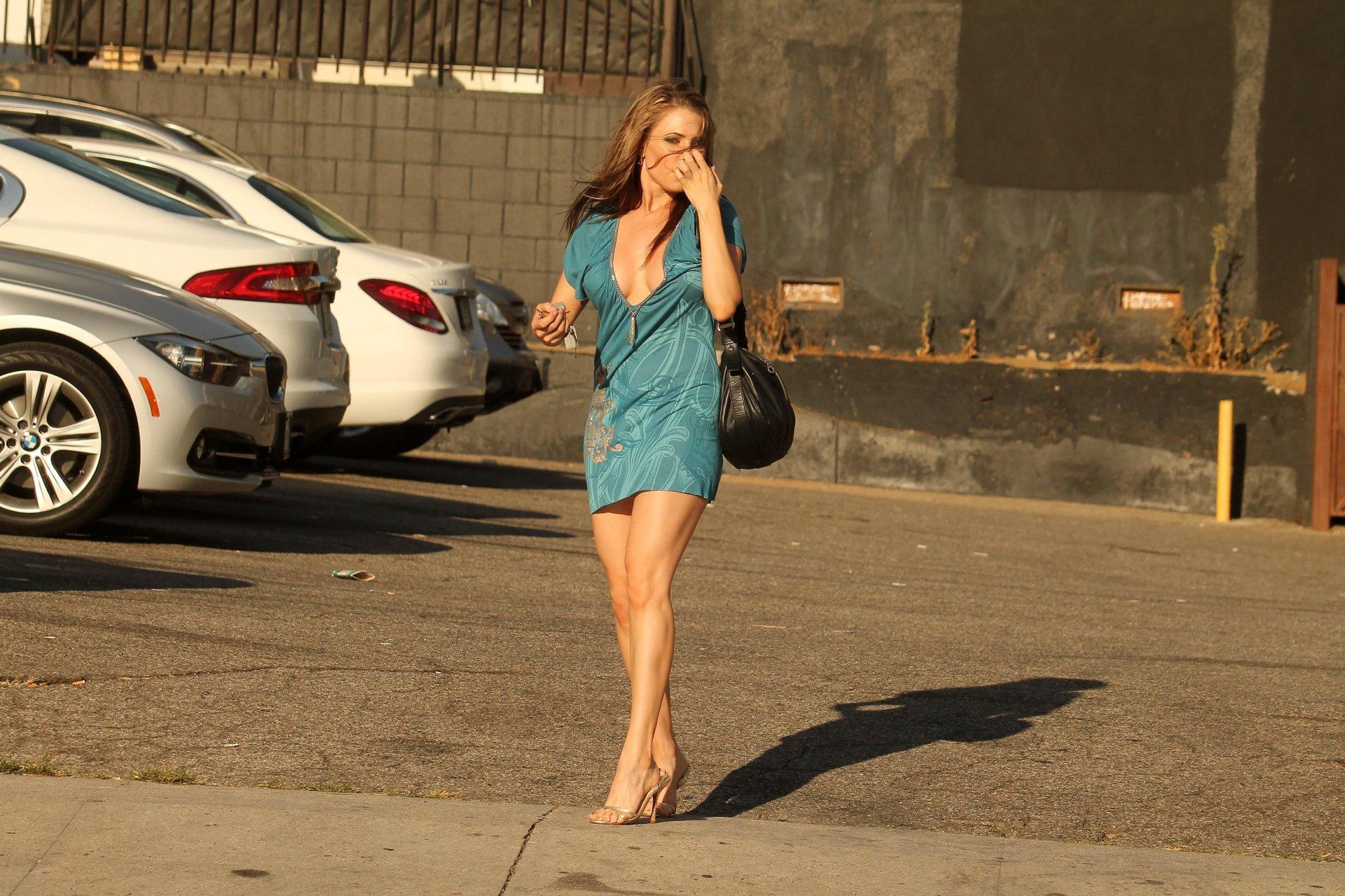 Erika jordan upskirt boob flash nude (72 photo)