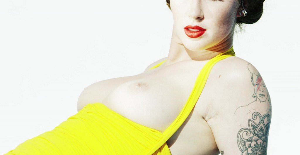 Ireland Baldwin Topless 11