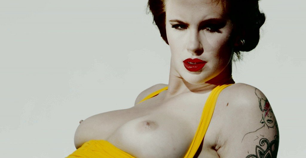 Ireland Baldwin Topless 18