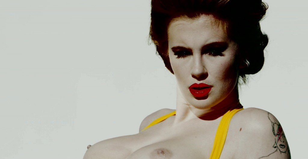 Ireland Baldwin Topless 24