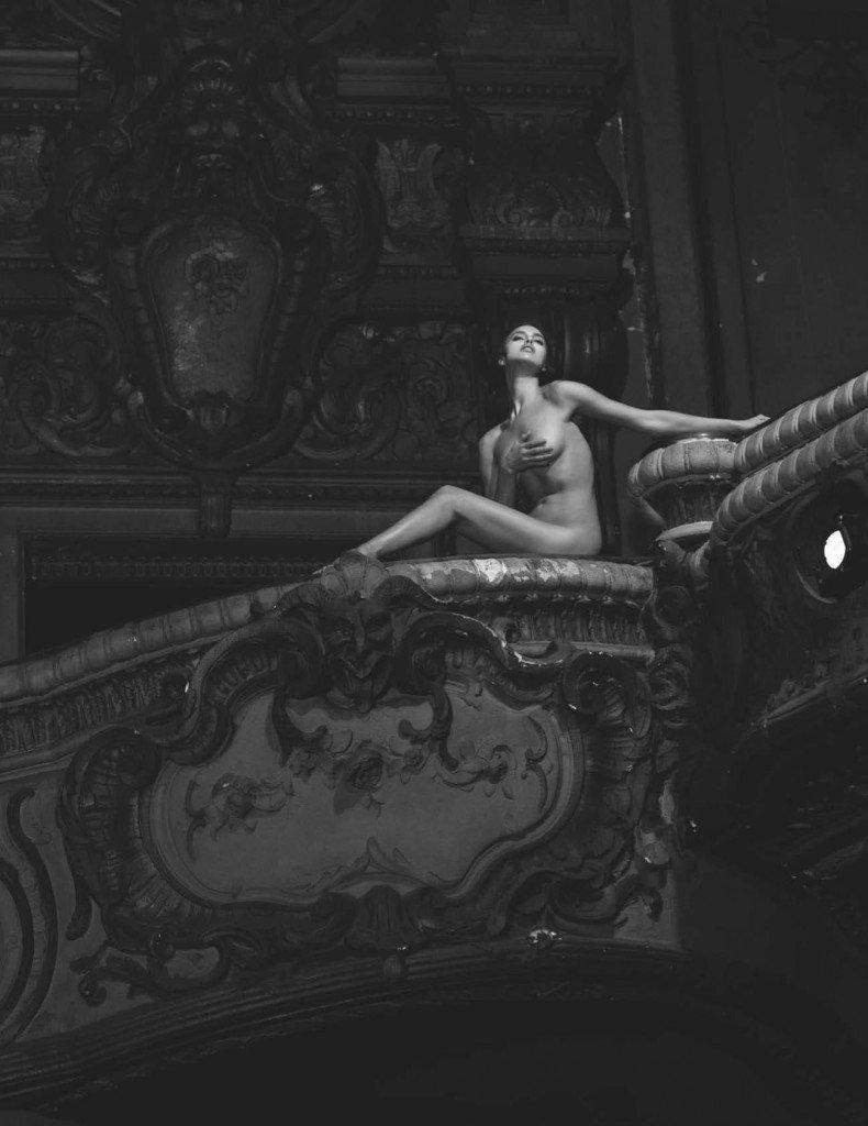 Irina Shayk Nude (1 Hot Photo)