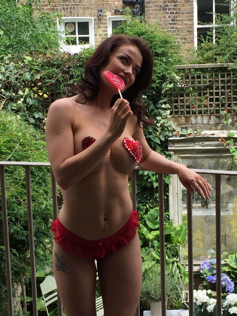 Jess Impiazzi Sexy (6 Photos)