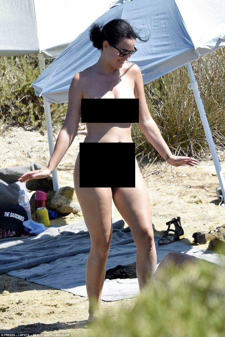 katy perry uncensored nude