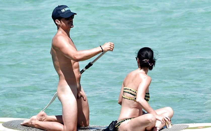 Katy Perry and Orlando Bloom Naked 3