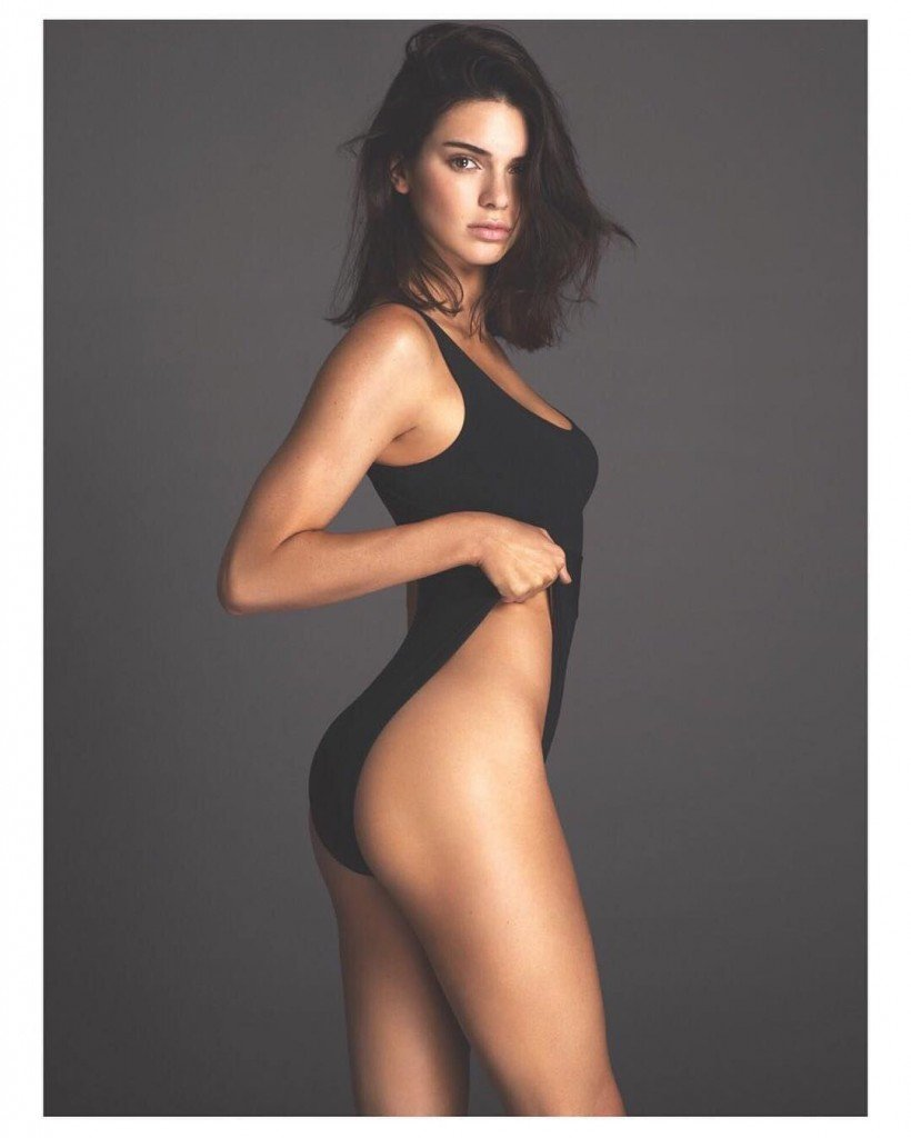 Kendall Jenner Sexy Pic