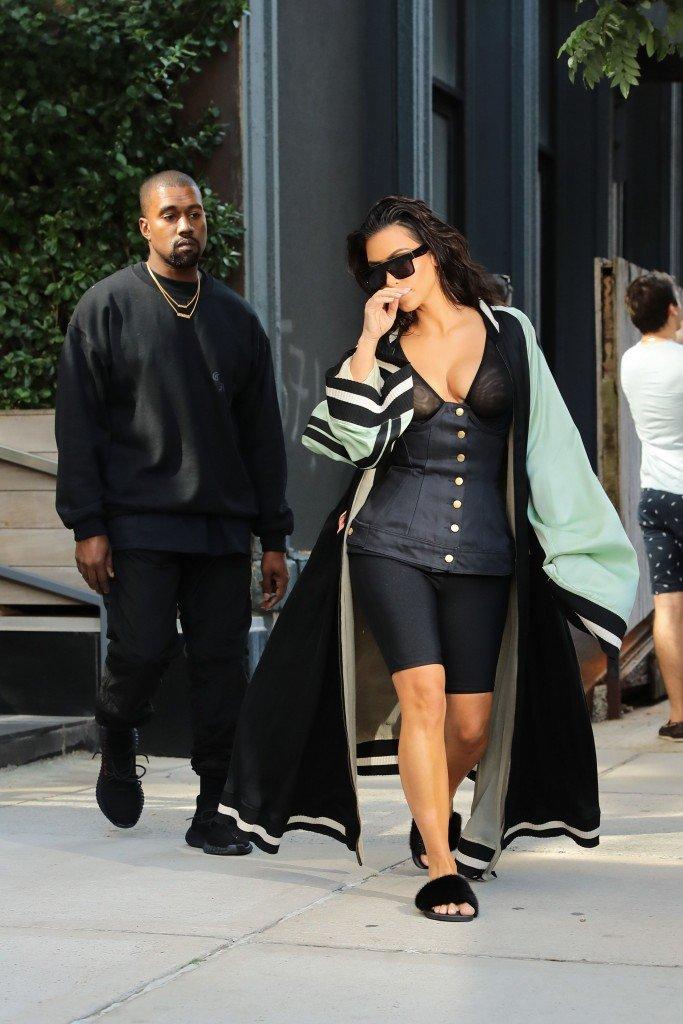 Kim Kardashian See Through 29