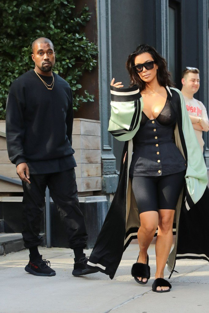 Kim Kardashian See Through 32