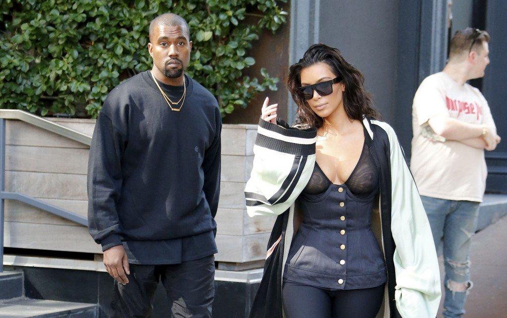 Kim Kardashian See Through 9