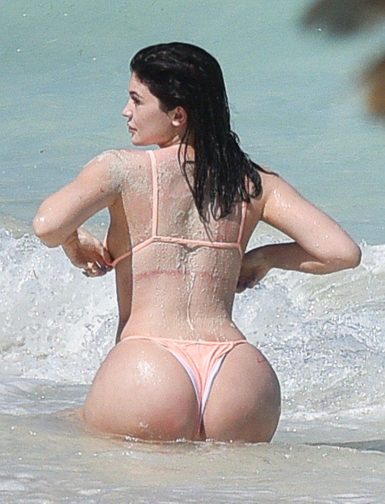Kylie jenner big ass