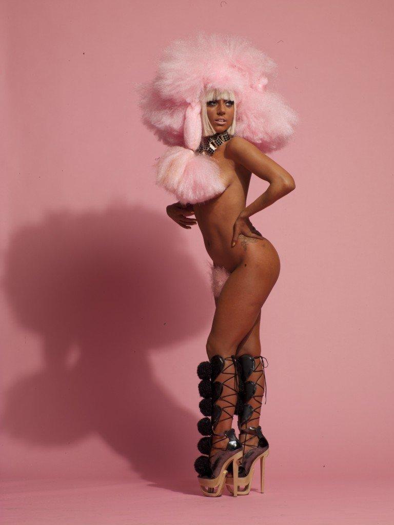 Lady Gaga Nude (231 Photos + Video)