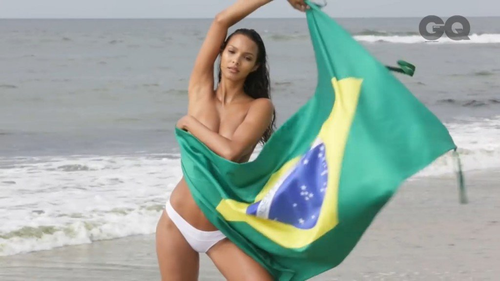 Lais Ribeiro Sexy 1