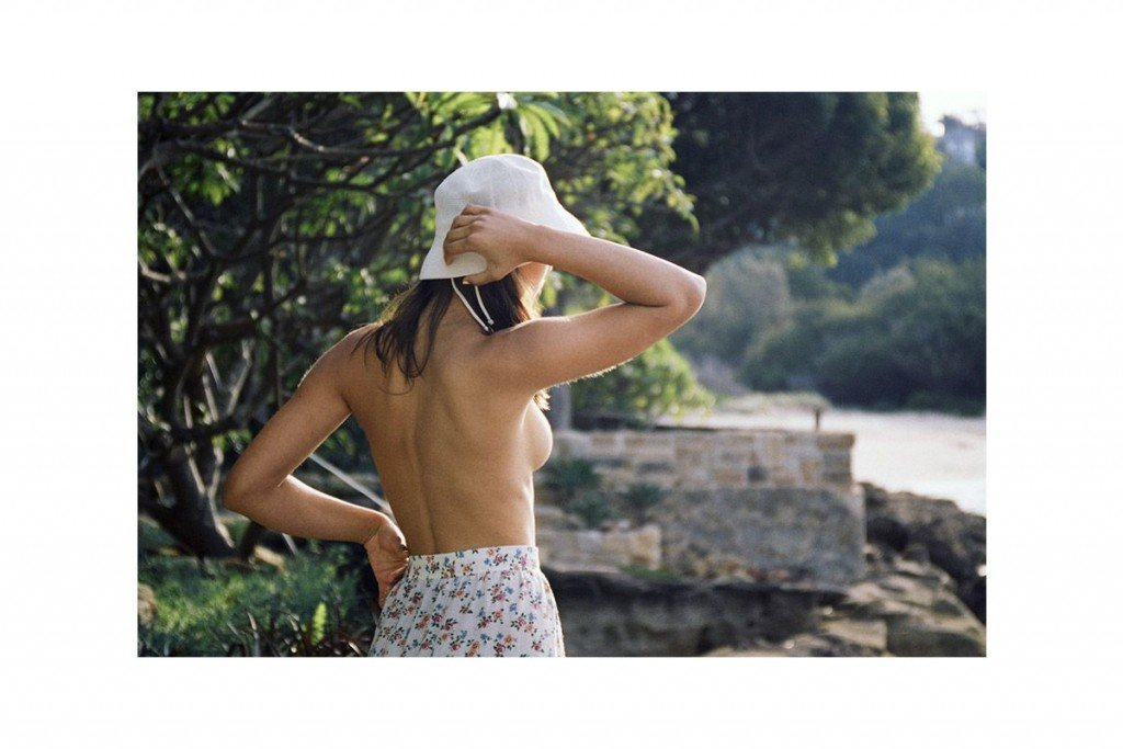 Lisa-Marie Bosbach Topless (8 Photos)