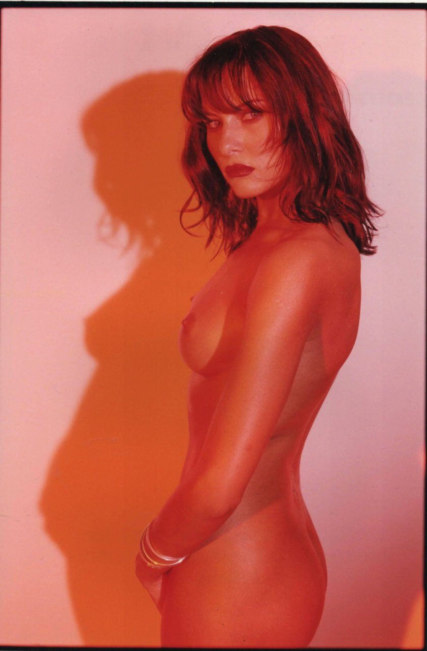 melania trump naked real