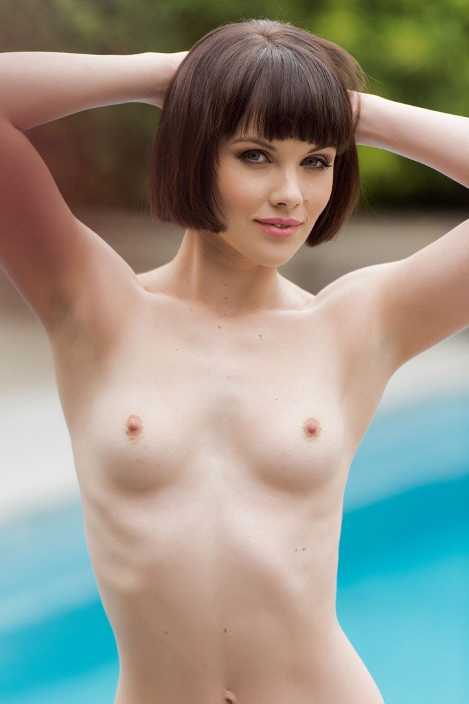Mellisa Clarke Sexy and Topless thefappening 2