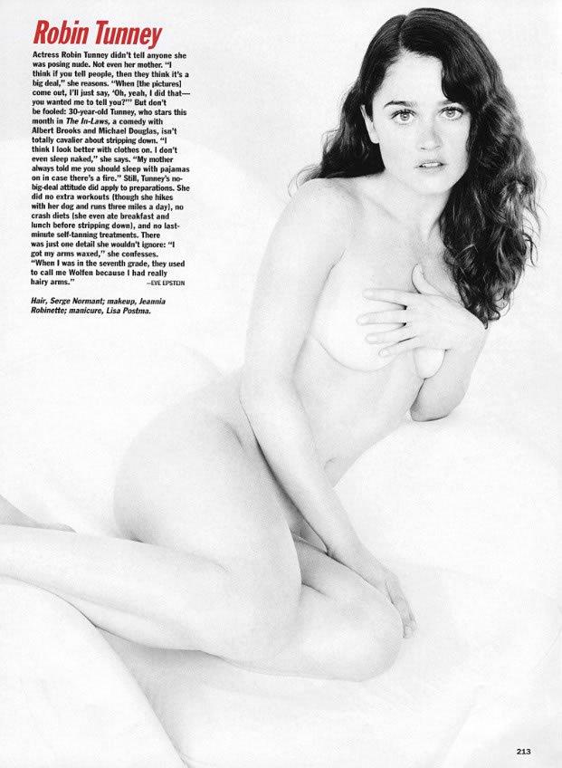 Robin Tunney Hot