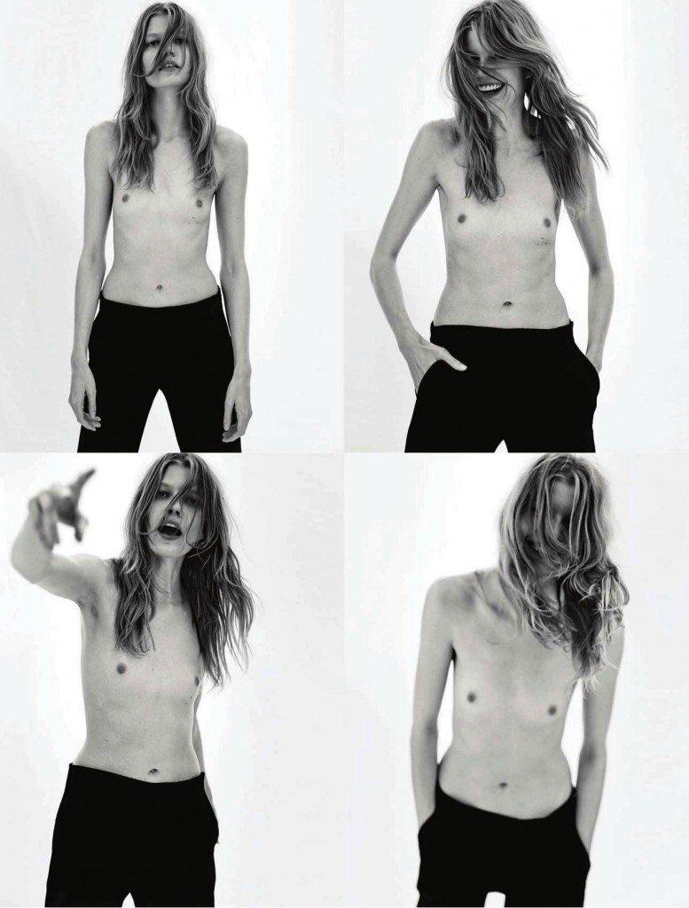 Saara Sihvonen Topless (1 Photo)