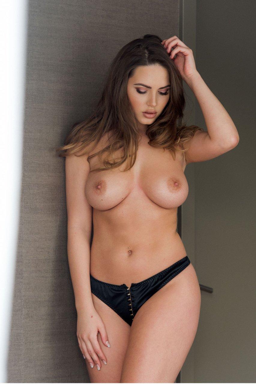 tits black nude
