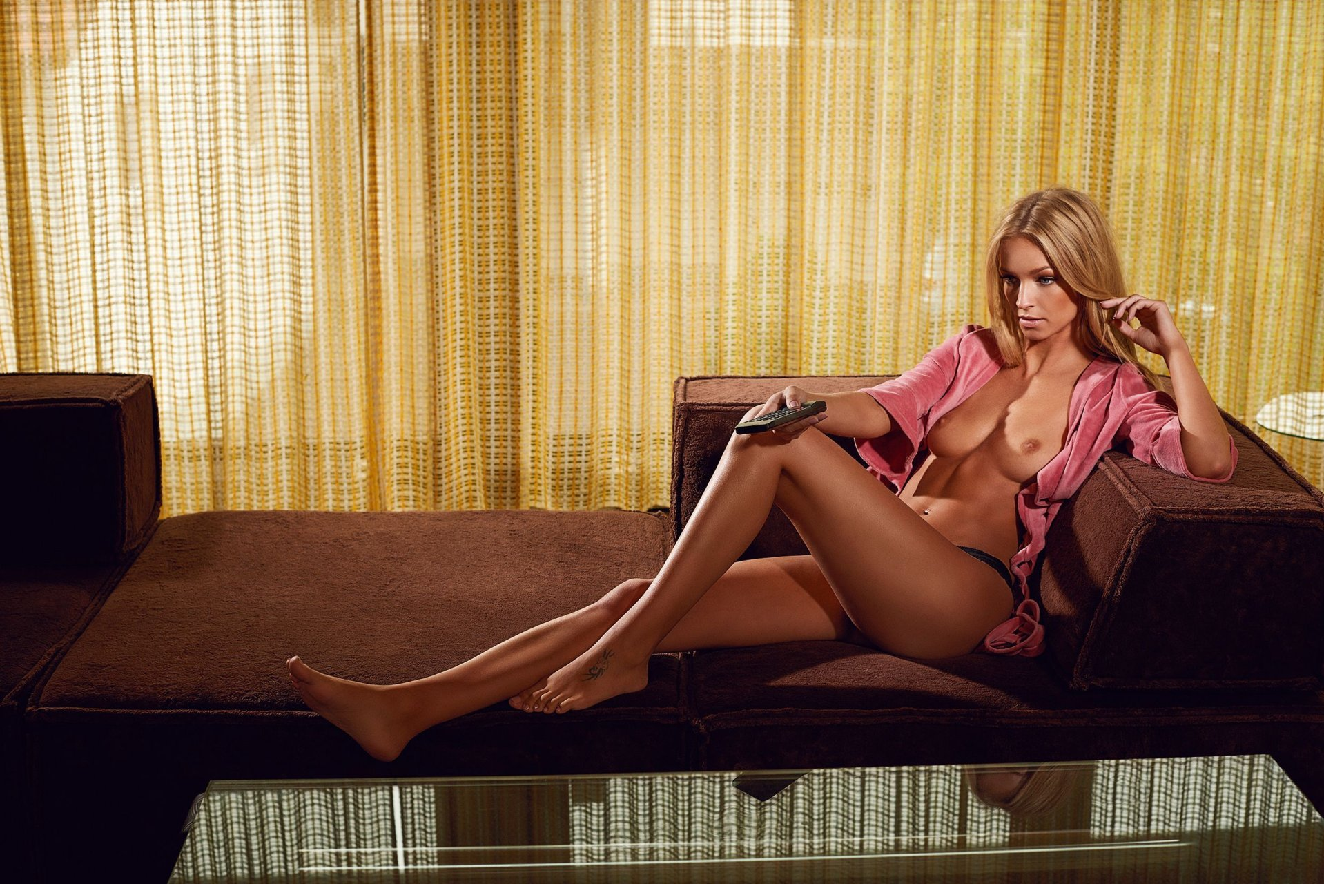 Naked bernadette kaspar Bernadette Pics
