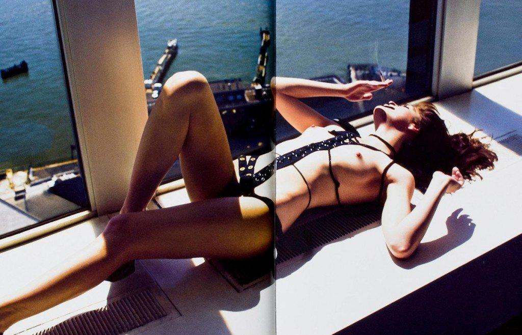 Selma Blair Topless (3 Photos)