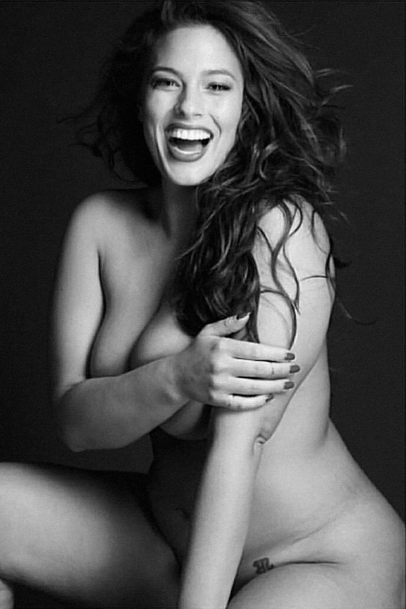 ashley graham fucking naked