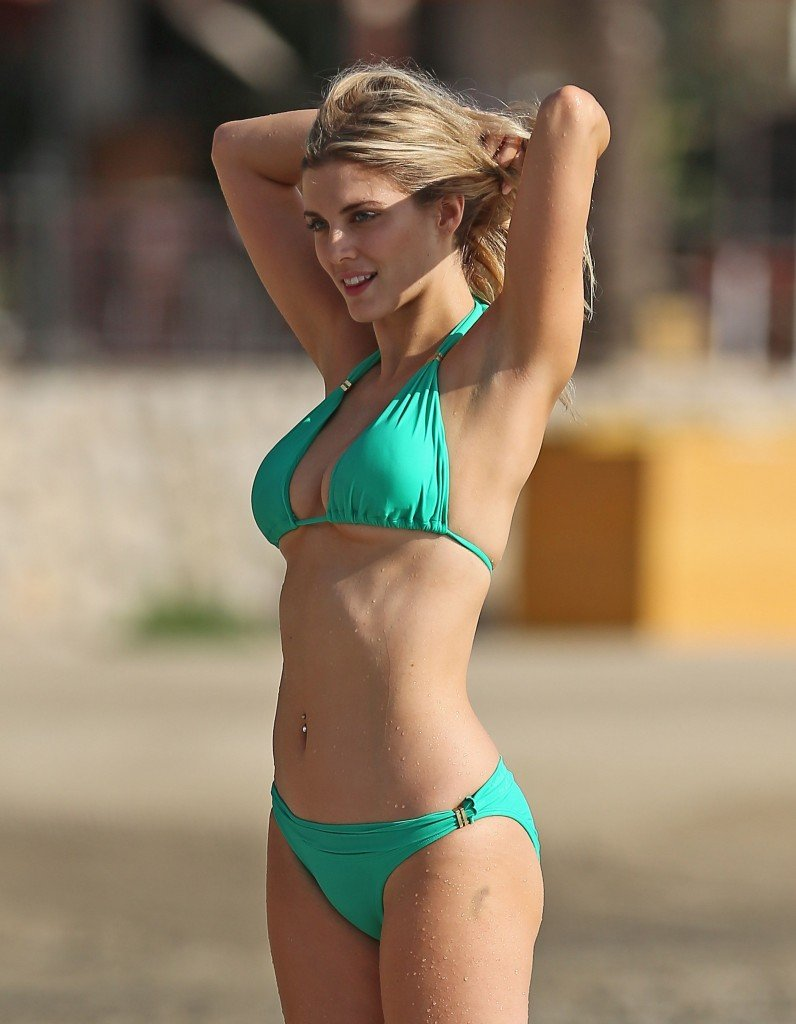 Ashley James Sexy 1