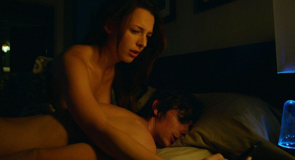 Aubrey Reynolds Nude – Being Charlie (2016) HD 1080p