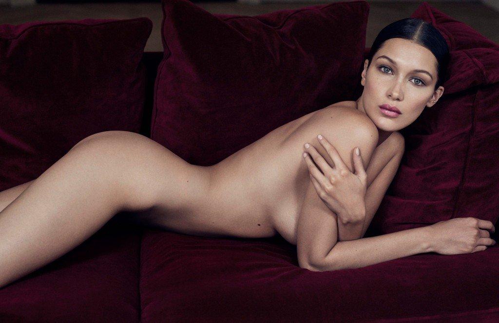 Bella Hadid Nude & Sexy 3