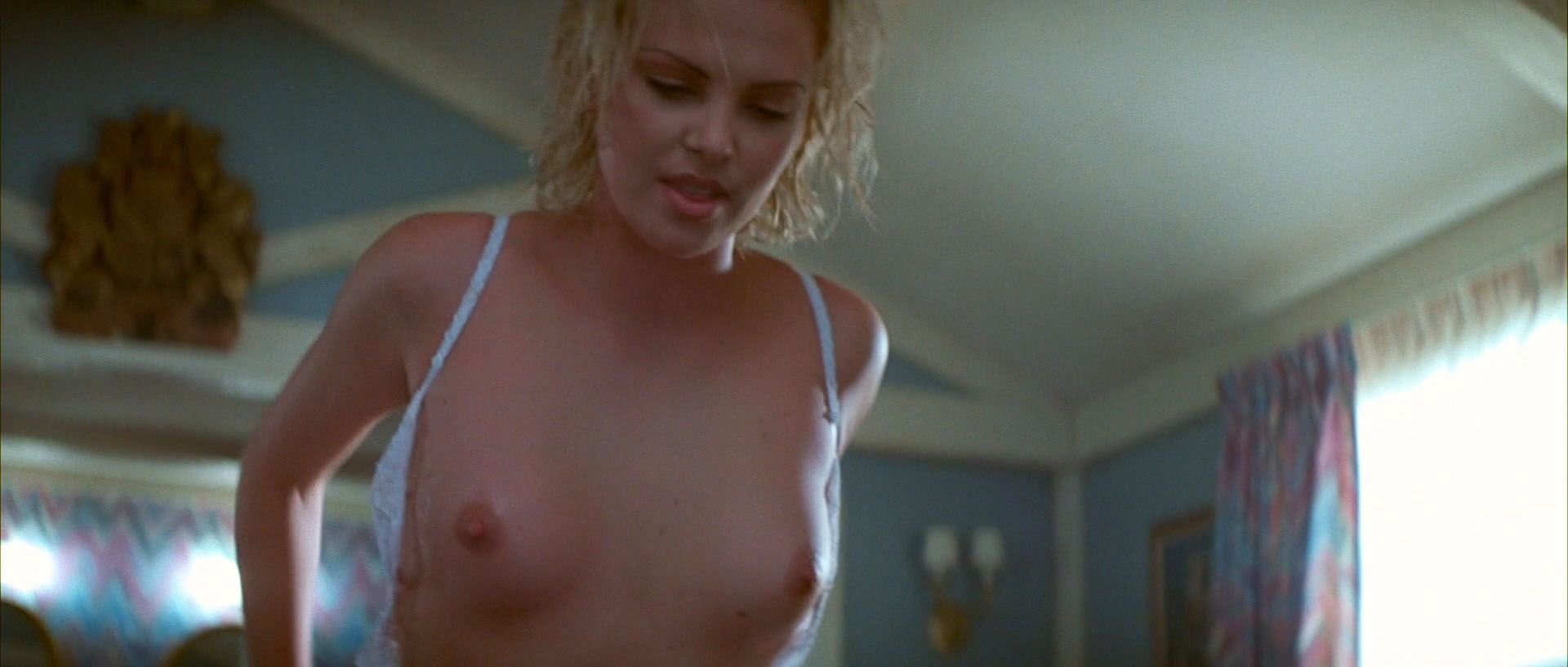 Charlize theron nude butt #6