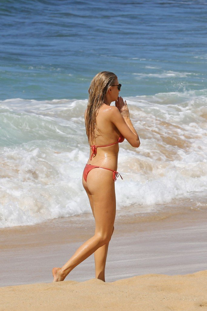 Charlotte McKinney bikini thefappening.so-0027