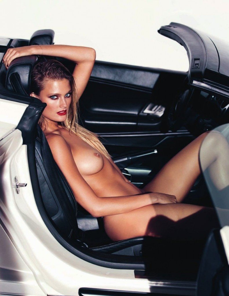 Constance Jablonski Topless 10