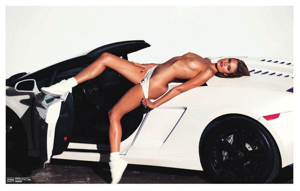 Constance Jablonski Topless (20 Photos)
