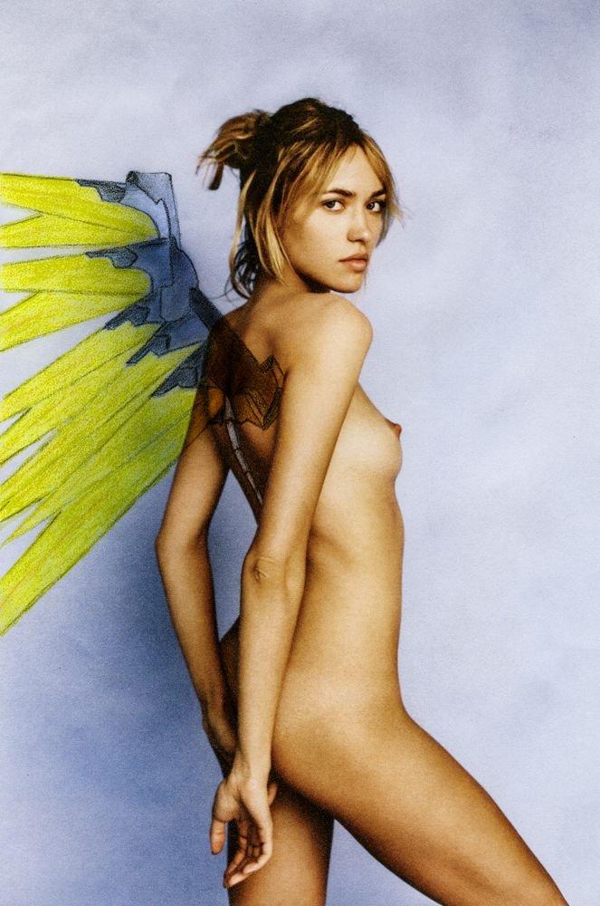 Cora Keegan Nude Sexy 1