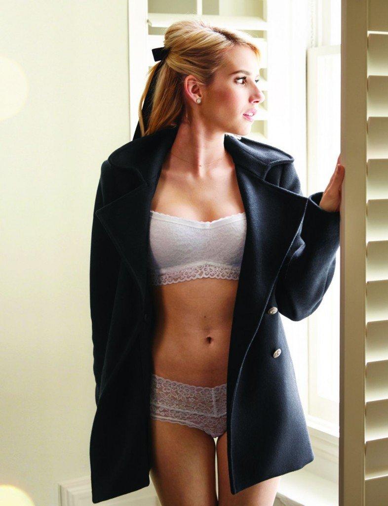 Emma Roberts Sexy 2