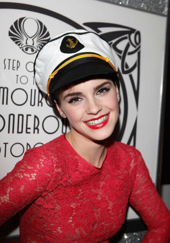 Emma Watson See Through Pics 11